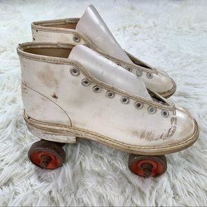 Antique Children's Roller Skates